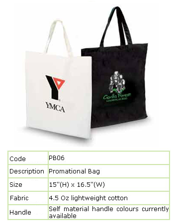 Promotional Bags Trade Fair Bag